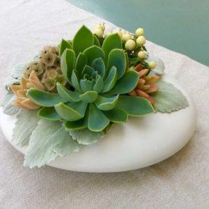 Floral Ovals Medium