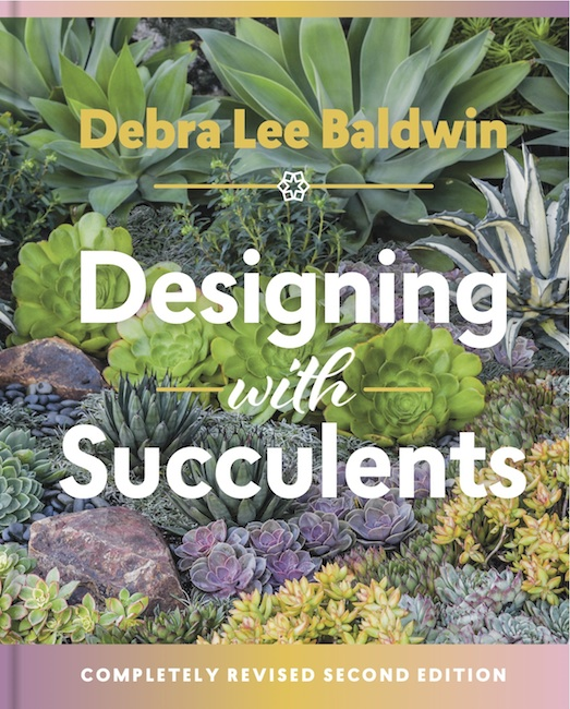 Designing with Succulents Book Cover